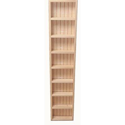 WG Wood Products Midland Premium Spice Rack MID-642- Finish: White foto