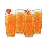Perfect 20 Oz. Tiki Glass (Set of 4)