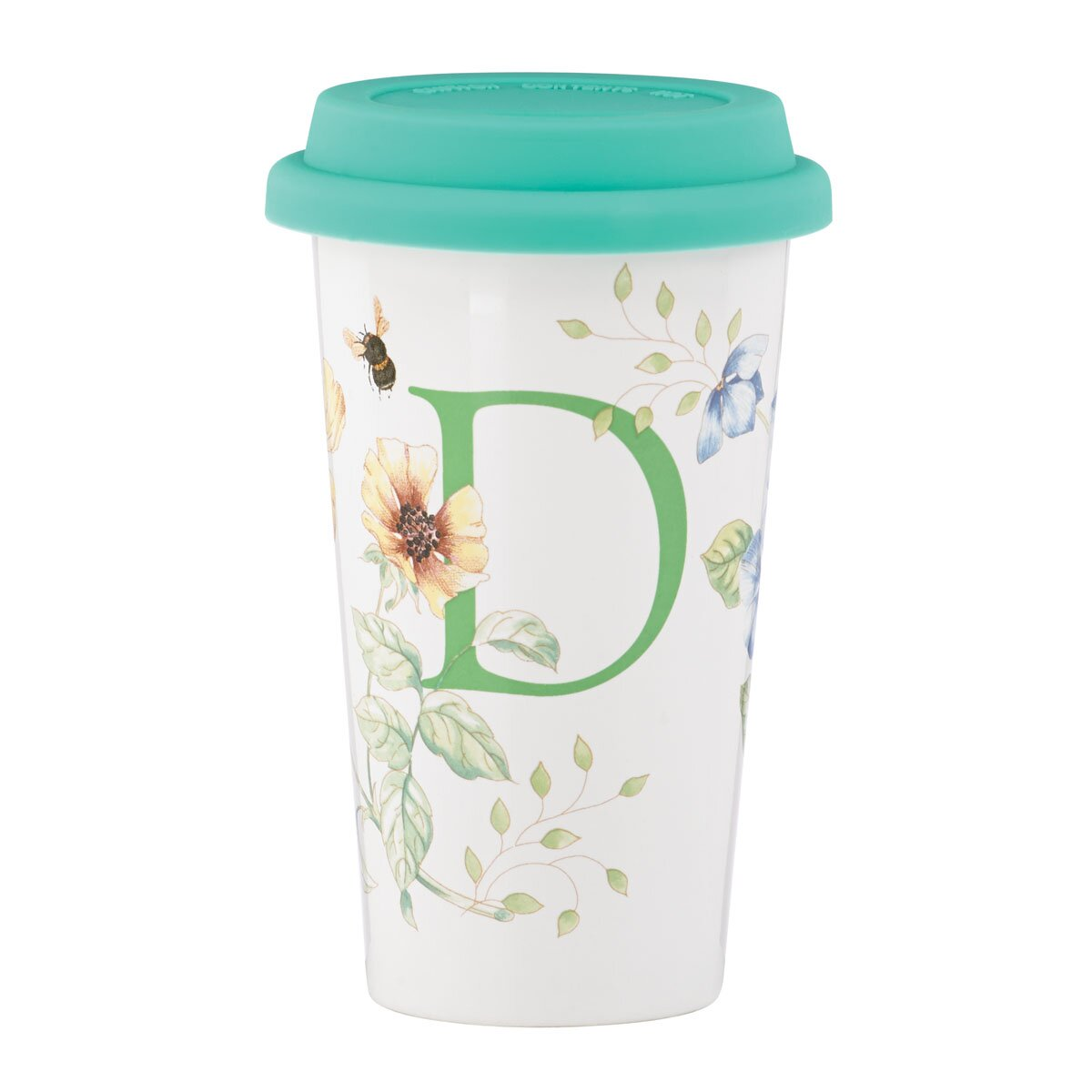 Lenox Butterfly Meadow A Thermal Travel Mug Reviews Wayfair