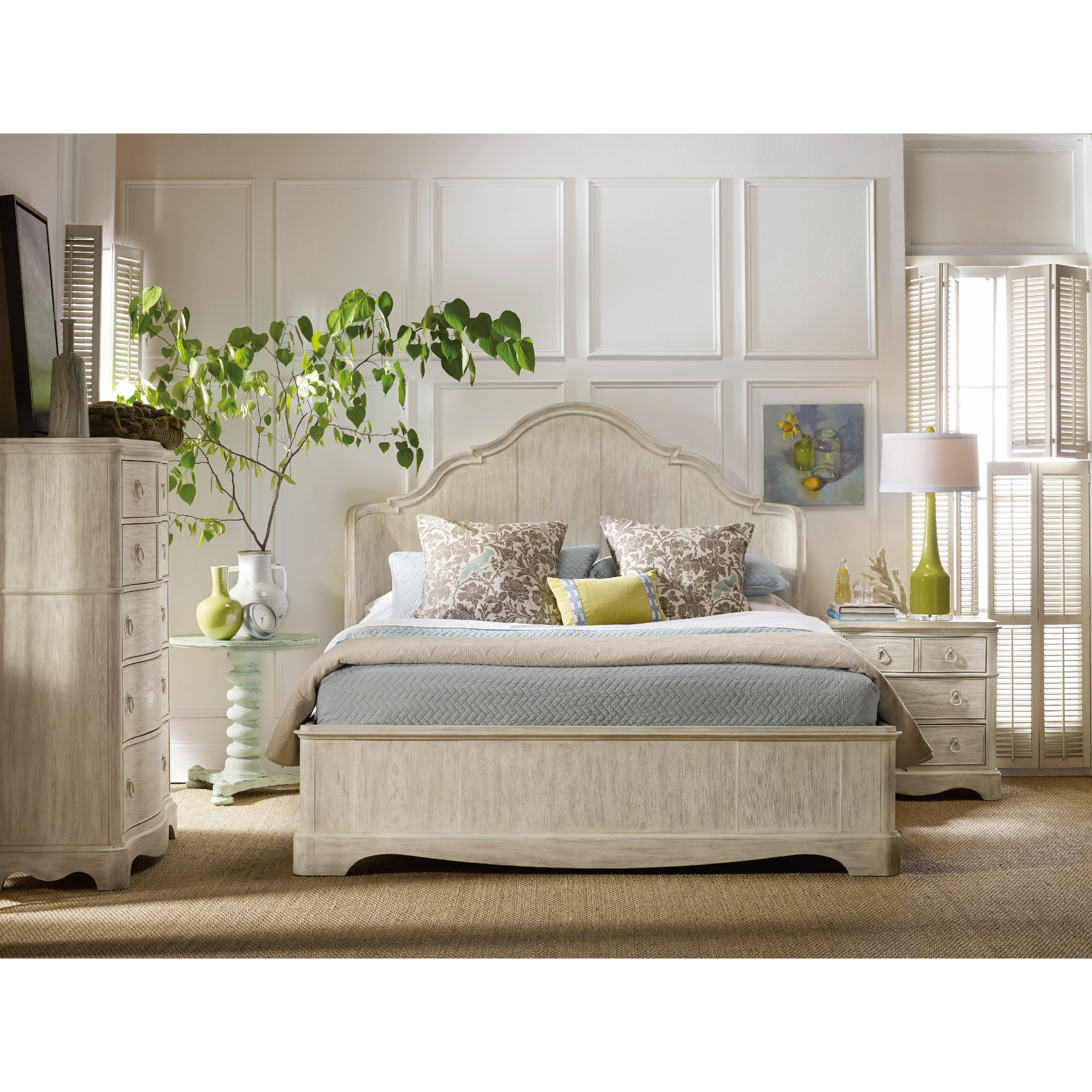 Sunset Point Panel Customizable Bedroom Set By Hooker Furniture