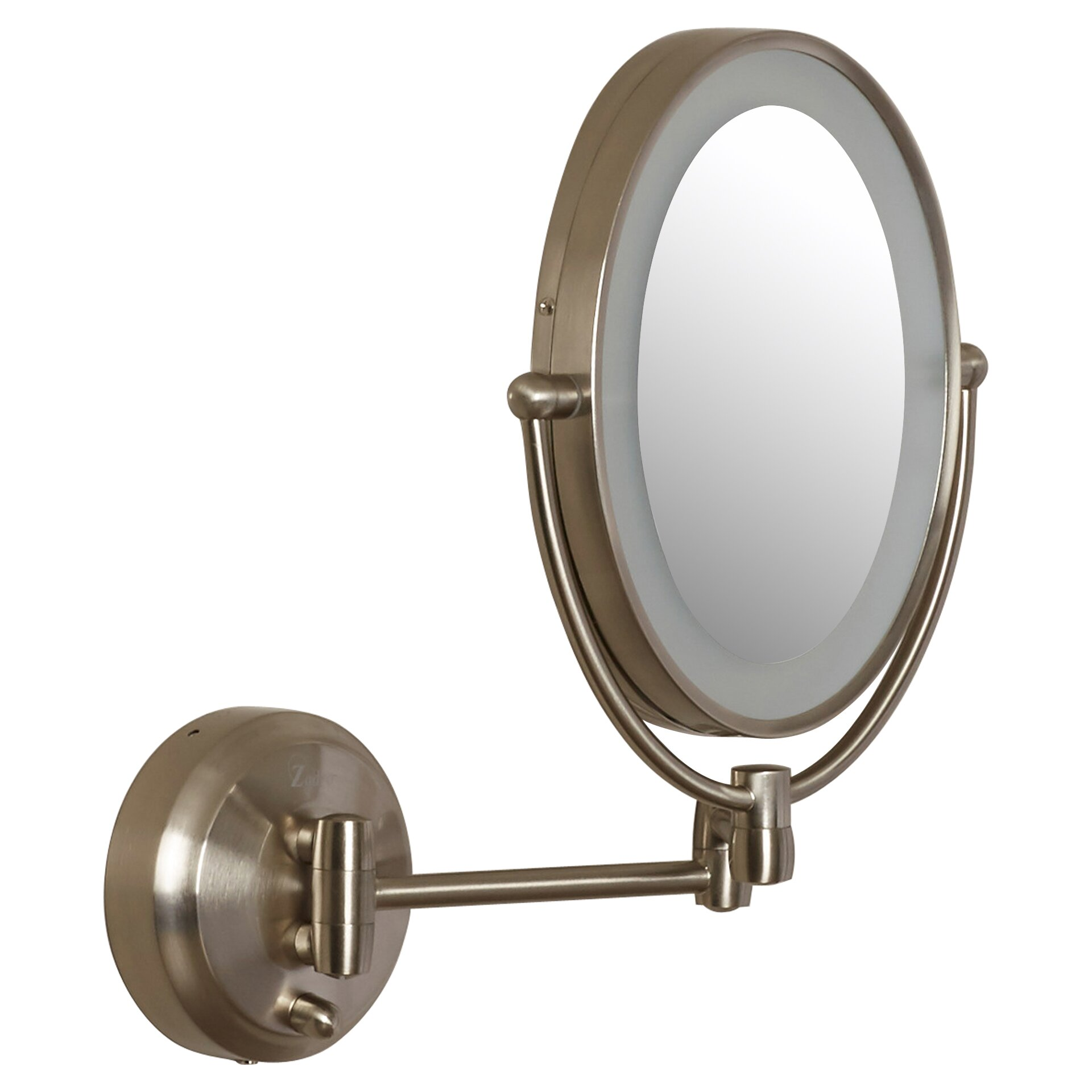 Zadro wall mount mirror
