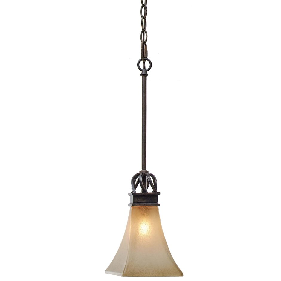 Golden Lighting Origins One Light Mini Pendant Reviews