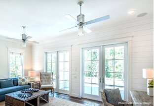 Stay Cool: Ceiling Fans