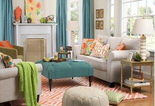 Comfy & Classic Living Room