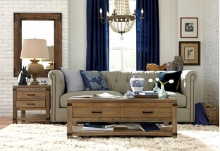 Reclaimed Style: Rustic-Industrial Furniture