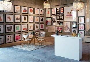 Oliver Gal at Art Basel
