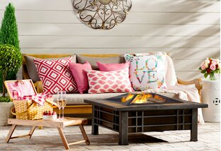 Valentine's Shop: Cozy Spot by the Fire