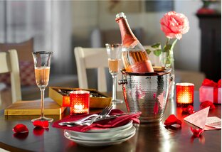 Valentine's Shop: Date Night at Home