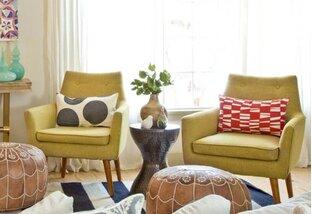 Boho-Chic Furniture