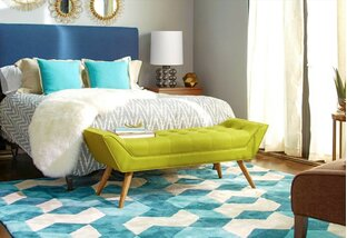 The Bold Bedroom