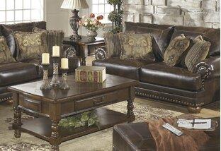 Heirloom-Inspired Living Room