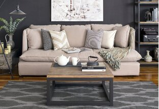 The Industrial Look: Furniture Finds