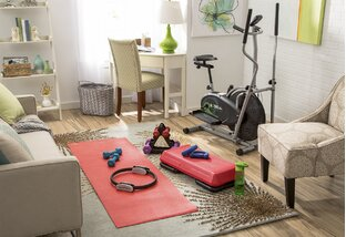 Bring the Gym Home