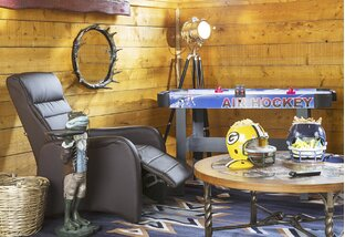 Master the Man Cave