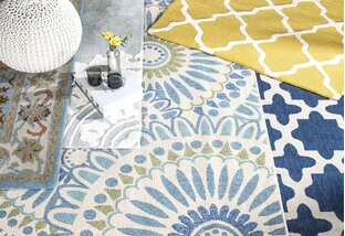 Step Right In: Style-Savvy Area Rugs