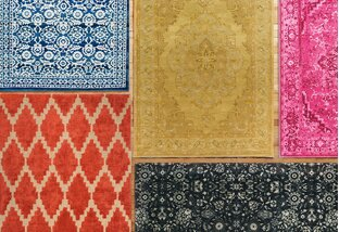 Better in Color: Rugs