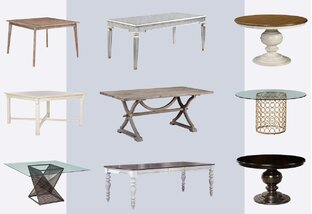 Dining Tables by Shape