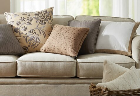 Neutral by Nature: Pillows, Throws & More