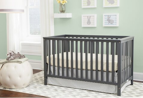 Minty-Fresh Nursery Furniture & Decor