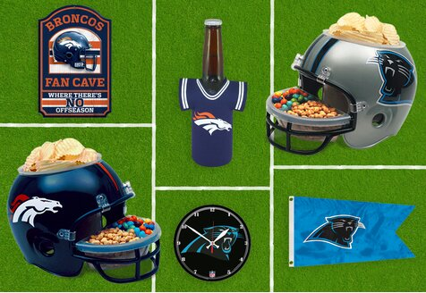 Gridiron Showdown: NFL Team Gear