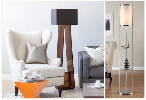 Floor Lamps Under $300