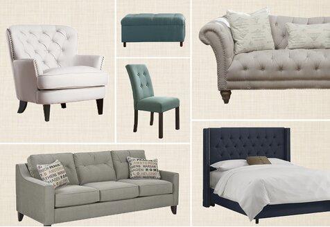 Favorite Upholstered Furniture