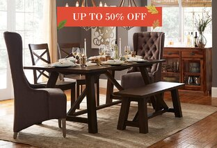 Dining Furniture Up to 50% Off