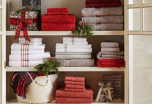 A Stocked Linen Closet