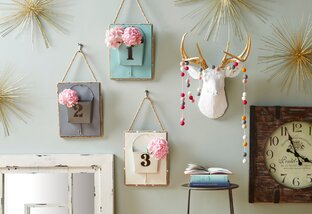 Wall Decor from $25