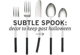 Year-Round Spook: Halloween Décor that Lasts