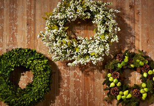 Wreaths for Year-Round