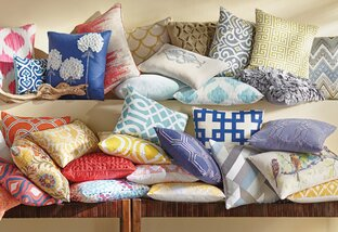 Instant Update: Pillows
