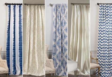 In Demand: Curtains