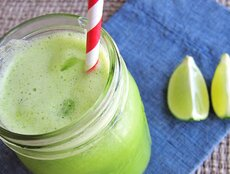 Sweet Mint Limeade Recipe