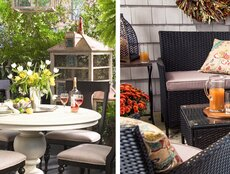 Year-Round Outdoor Entertaining Tips