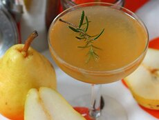 Pear Cocktail Recipe
