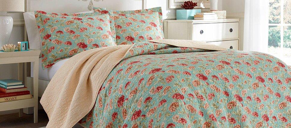 Beautiful Home Decor Beautifully Priced Joss amp Main : LauraAshleyBedding from jossandmain.com size 968 x 428 jpeg 136kB