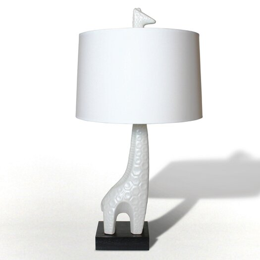 Rider Table Lamp Table Lamp With Drum Shade