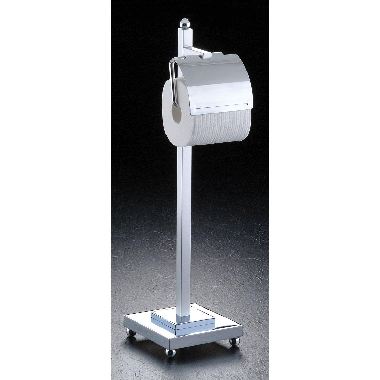 Modern toilet paper holders free standing - Taymor Industries Inc Rjwright Home Freestanding Pedestal Toilet