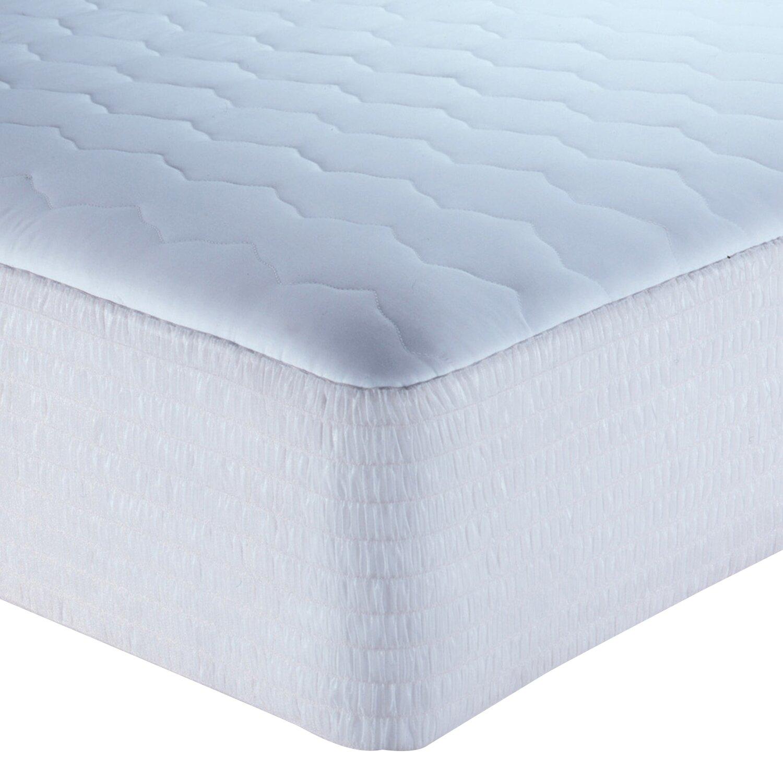 King size mattress pad king size waterbed mattress pad for Comfort inn mattress brand
