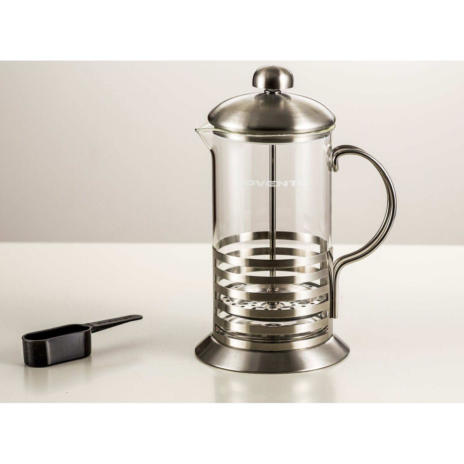 Grosche Madrid French Press Coffee And Tea Maker Ovente Stainless Steel French Press Coffee Maker Fshs