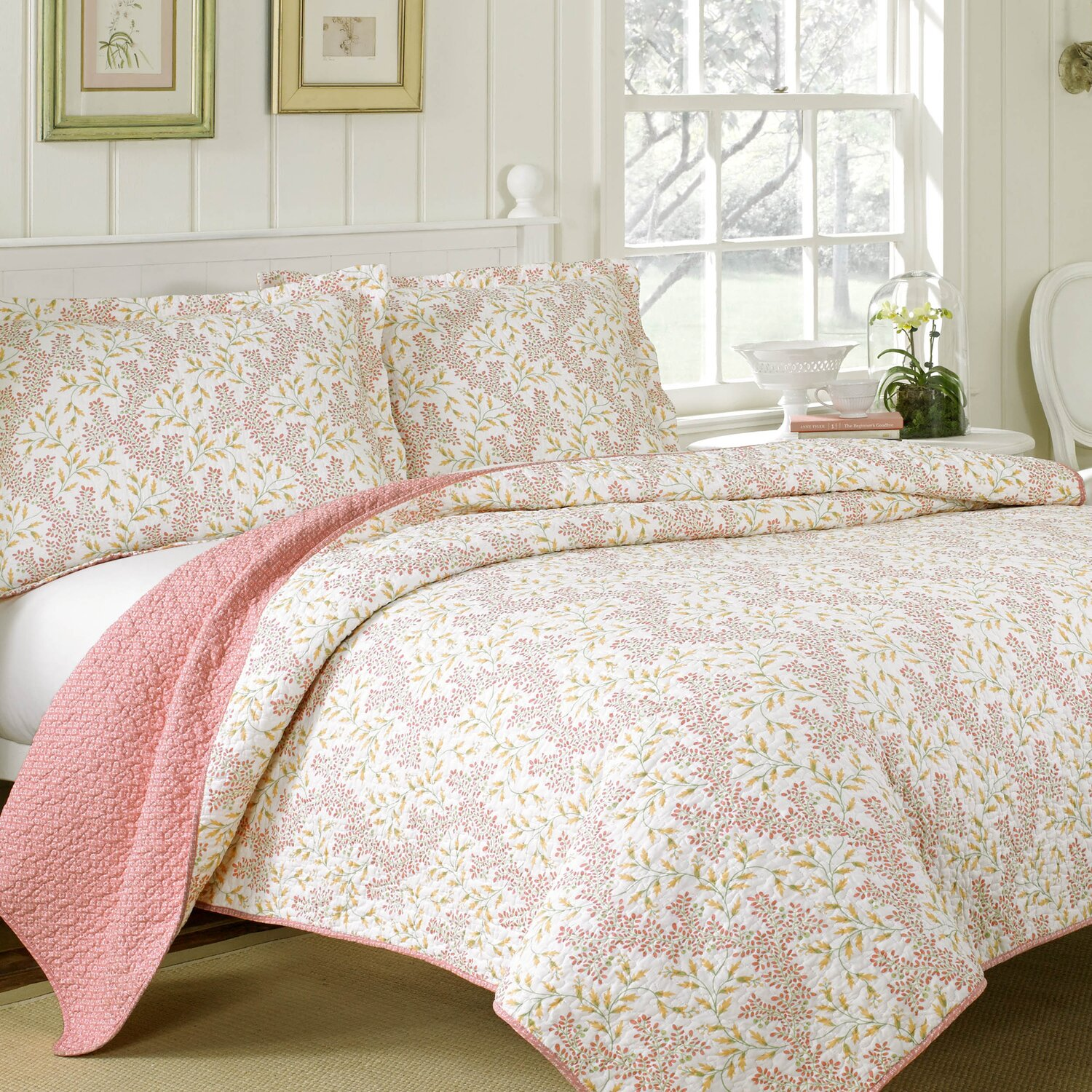 Laura Ashley Bedford Blue Quilt Laura Ashley Home Cindy Quilt
