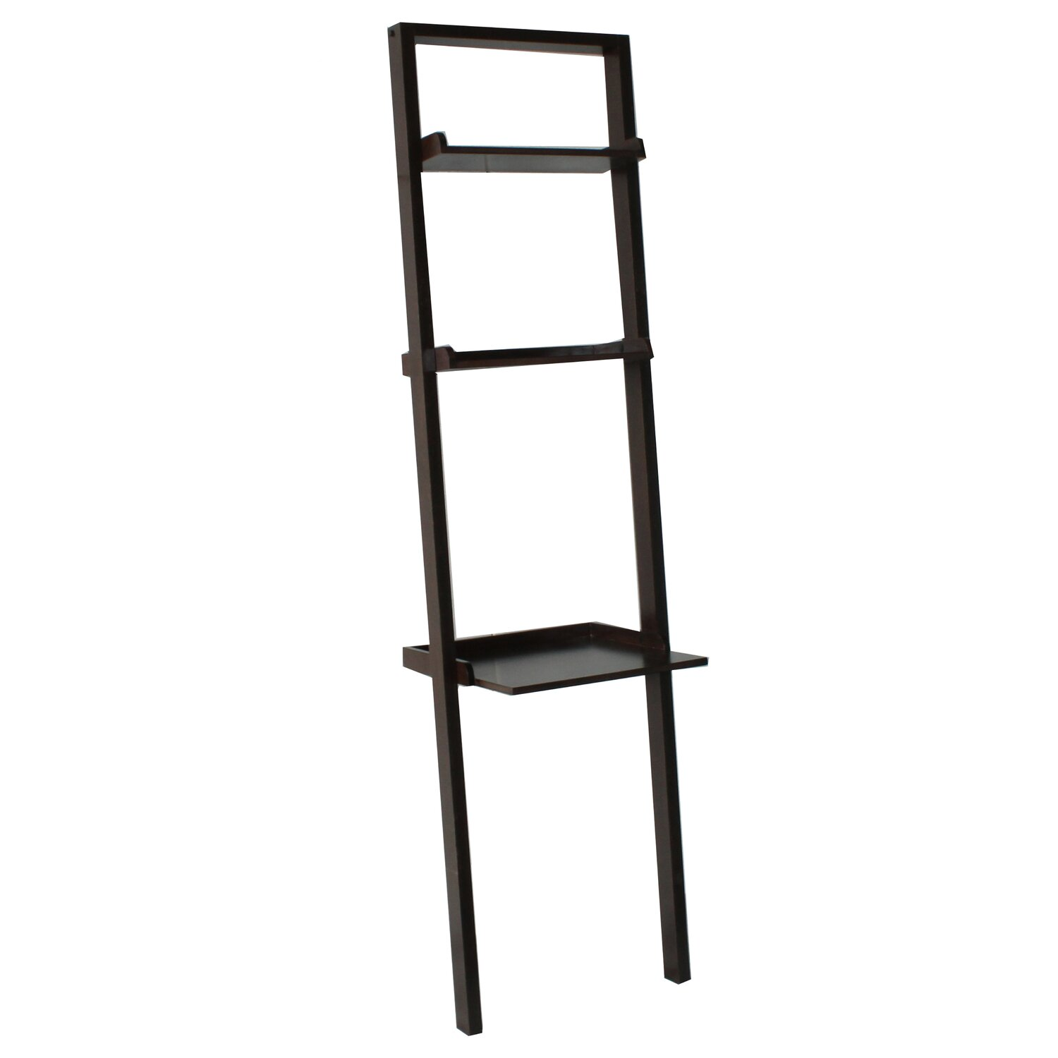 Leaning Bookcase Australia 67.88 Wall Leaning Bookcase