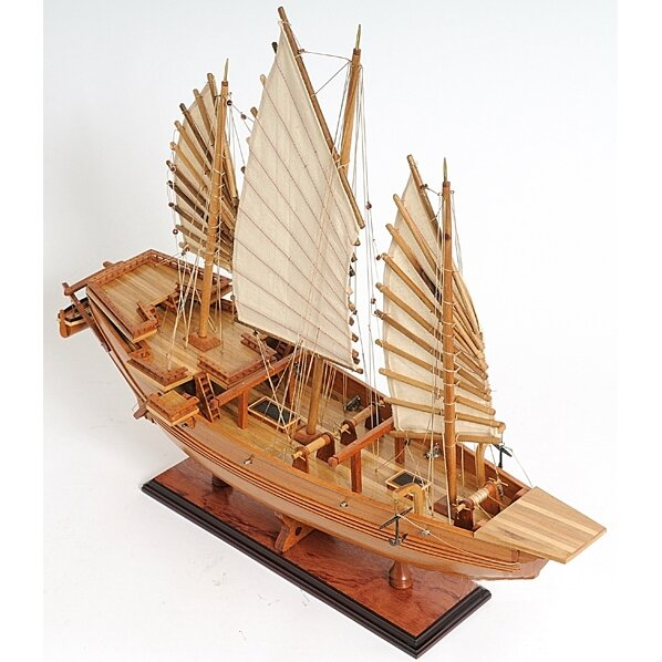 Chinese Junk Model Chinese Junk Model Boat