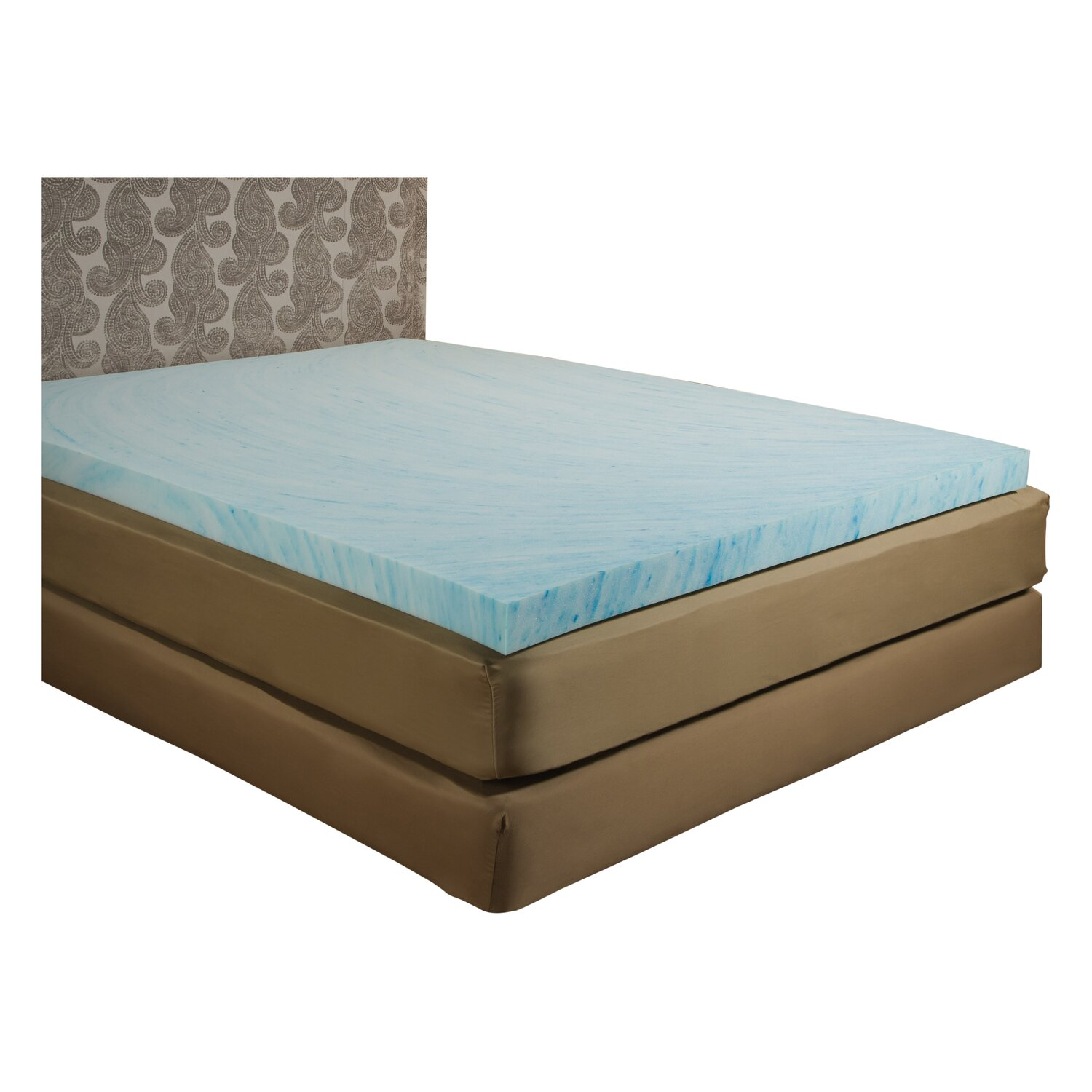 Compare Prices For Coaster 1005Q Contemporary Mattress, White