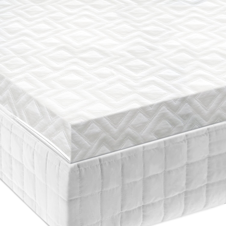 Deals For Comfort Magic 11 Inch MemGel Classic Memory Foam Mattress - Twin XL