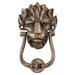 Design Toscano 10 Downing Street Lion Authentic Foundry Door Knocker
