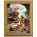 Design Toscano The Cave of the Storm Nymphs by Sir Edward John Poynter Framed Painting Print