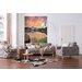 Brewster Home Fashions Komar Alpengluhen Wall Mural