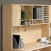 "Wildon Home ® 600 Series 42.25"" H x 59"" W Desk Hutch"